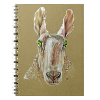 Cadernos Um retrato de um carneiro