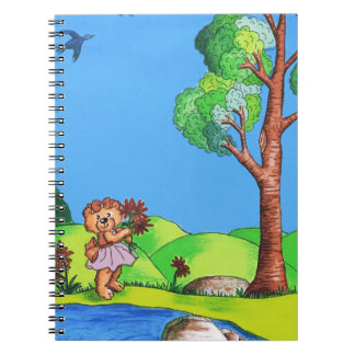 Cadernos Urso feminino