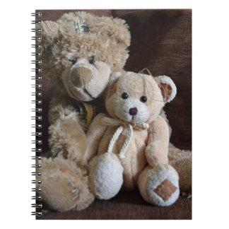 Cadernos Ursos de ursinho bonitos