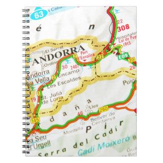 Cadernos Velinos do la de Andorra, Andorra