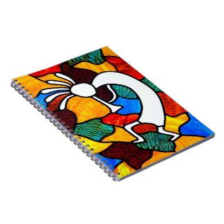 Cadernos Vitral de Kokopelli