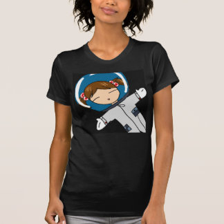 Cadete do espaço camiseta
