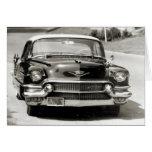 Cadillac 1956 Cupé de Ville Cartão Comemorativo