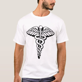 Caduceus Camiseta