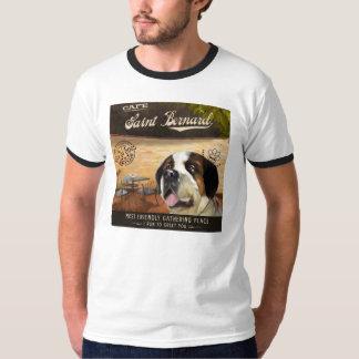 Cae St Bernard T-shirts