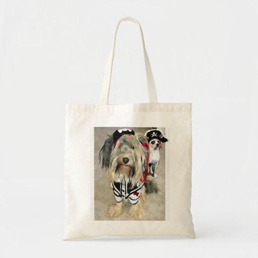 cães do pirata bolsa