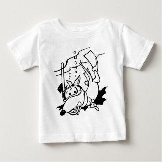 Cães engraçados dos desenhos animados tshirts