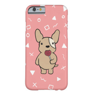 Caesar o Frenchie Capa Barely There Para iPhone 6