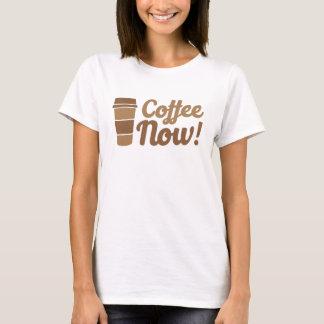 café agora camiseta