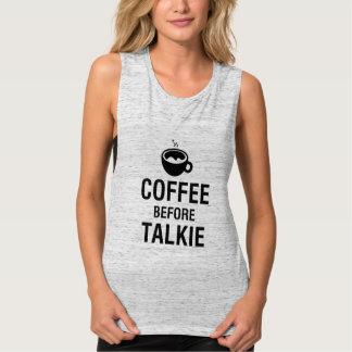 CAFÉ ANTES DO TALKIE REGATA