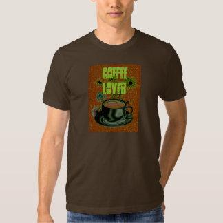 Café/cafeína/toxicómano de Java Tshirts