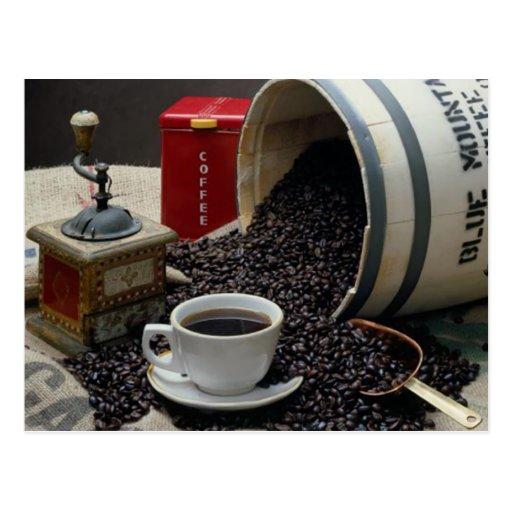 Café Cartao Postal