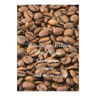 café convite 12.7 x 17.78cm