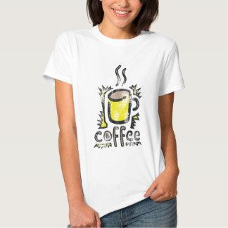 Café da manhã camiseta