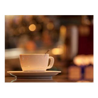Café do Cappuccino, Veneza, Italia Cartão Postal