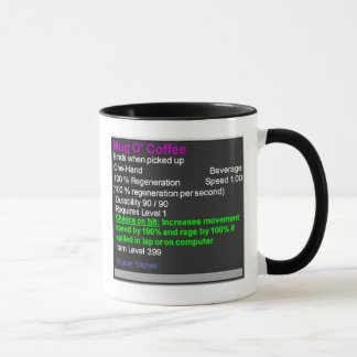Café épico de O da caneca