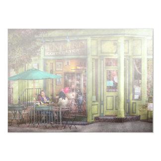 Café - Hoboken, NJ - café do império & chá Convite
