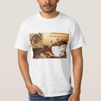 Café Illuminati Camiseta