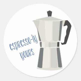 Café-LY seu Adesivo
