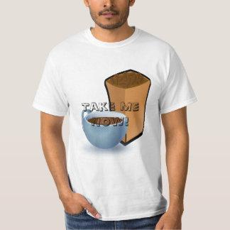 Café pateta camiseta