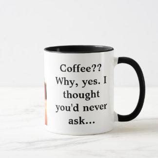 Café?? Porque, sim… caneca