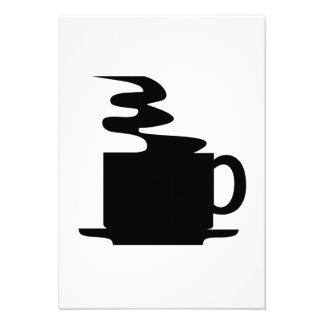 Café quente convites