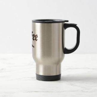 Café - um abraço em uma caneca    gótico