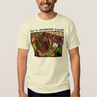 CAFÉ você mesmo! T-shirt