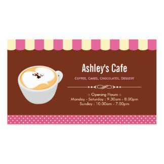 Cafetaria - Café doce Cartão De Visita