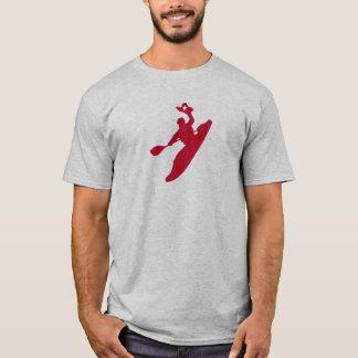 Caiaque do rodeio camiseta