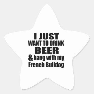 Cair com meu buldogue francês adesito estrela
