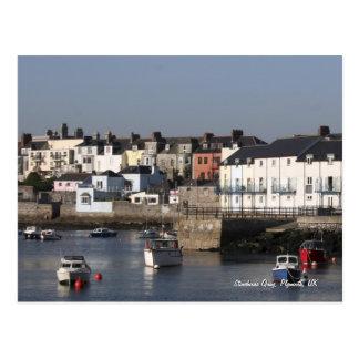 Cais de Stonehouse, cartão de Plymouth