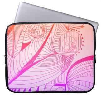 """Caixa 15"""" do laptop do festival bolsas e capas para computadores"""