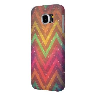 Caixa abstrata colorida de SamsungGalaxy S6 do Capa Para Samsung Galaxy S6