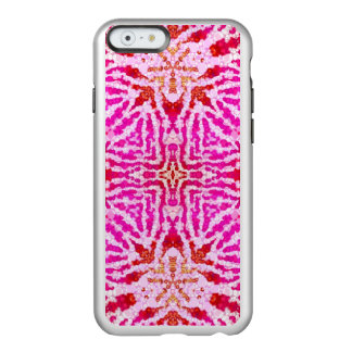 Caixa animal da pena do abstrato iPhone6 Incipio Capa Incipio Feather® Shine Para iPhone 6