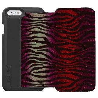 Caixa animal louca da carteira de Incipio iPhone6