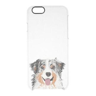 Caixa australiana das capas de iphone do pastor -