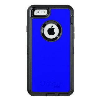 Caixa azul do iPhone 6/6s do defensor de Otterbox