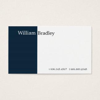 Caixa azul II Cartão De Visitas