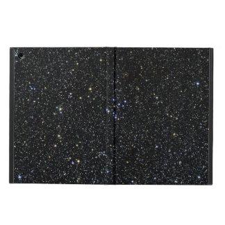 Caixa bonita do ar do iPad das estrelas!