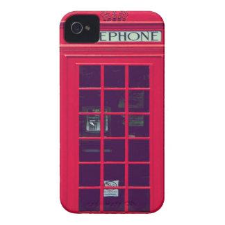 Caixa britânica original do telefone capinhas iPhone 4