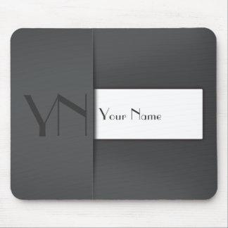 Caixa cinzenta profissional moderna - Mousepad