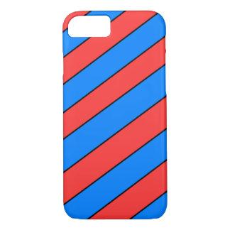 caixa colorida dupla vibrante de iPhone/iPad Capa iPhone 8/ 7