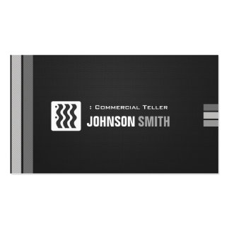 Caixa comercial - branco preto urbano cartão de visita