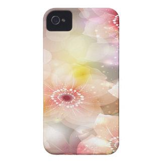 Caixa cor-de-rosa e bonito de Blackberry Capa Para iPhone