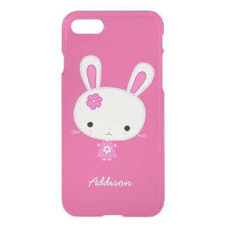 Caixa cor-de-rosa personalizada do iPhone 7 do Capa iPhone 7