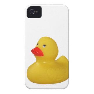 Caixa corajosa da amora-preta bonito de borracha capa para iPhone 4 Case-Mate