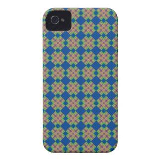 Caixa corajosa original de Blackberry Capas Para iPhone 4 Case-Mate