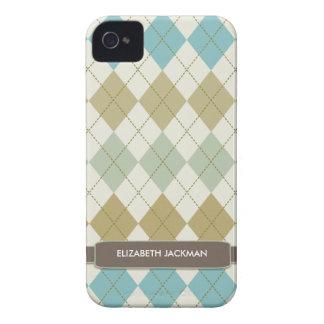 Caixa corajosa personalizada de Blackberry do Capinhas iPhone 4