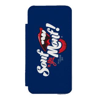 caixa da carteira do iPhone 6 Capa Carteira Incipio Watson™ Para iPhone 5